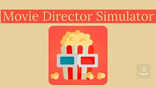 Movie Director Simulator