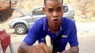 ASI SE VENDE COMIDA EN VENEZUELA