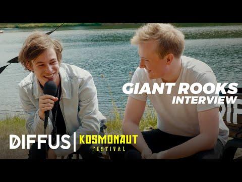 Giant Rooks über ihre Musikvideos, Social Media und Kosmos Chemnitz | DIFFUS x LEVI'S MUSIC PROJECT