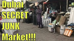 UAE Secret Junk Market