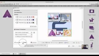 aurasma studio tutorial how to create a sequence aura