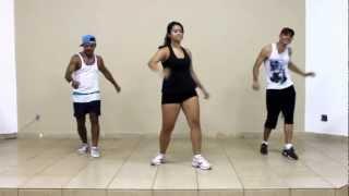 Coreografia Empinadinha - Cristiano Araújo