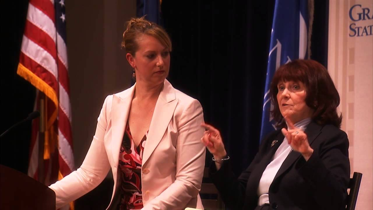 "Deborah Mower and Noreen Myers: ""Marketing the Marketplace - Civility in Academia and Beyond"""