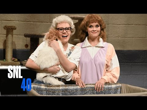 Whiskers R We with Reese Witherspoon - SNL