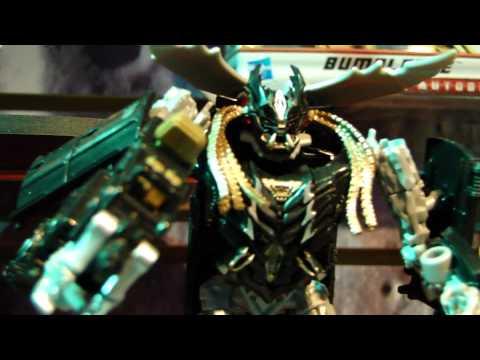 Seibertron.com Toy Fair 2011 Transformers 3 DotM #2 Deluxe class