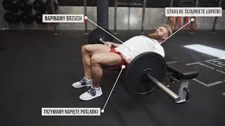 Paweł Głuchowski #Atlas Ćwiczeń 1 - Hip Thrust