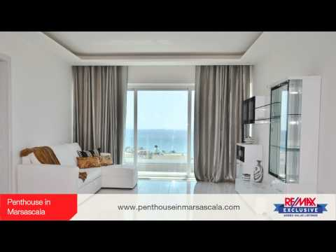 Penthouse for sale in Marsascala