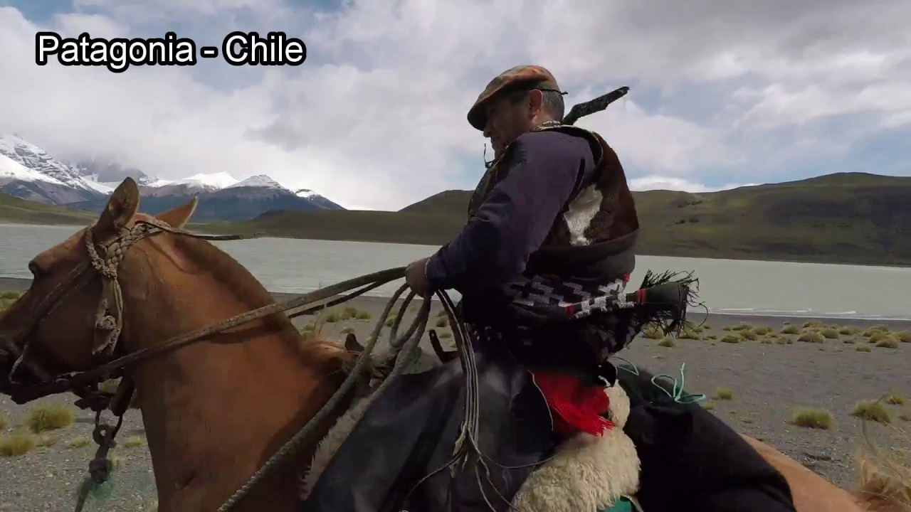 THE PATAGONIA TRAIL RIDE - CHILE