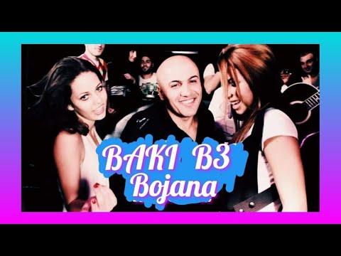 BAKI B3- BOJANA (Official Video)  2011