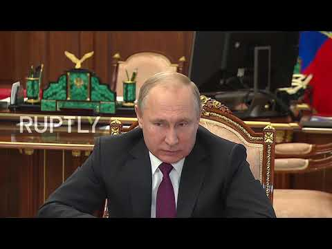 Russia: Moscow to suspend INF Treaty as 'symmetrical response' to US – Putin Mp3