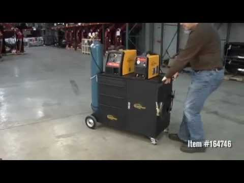 Northern Industrial Welders Welding Cabinets Carts