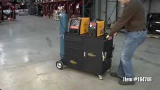 Northern Industrial Welders - Welding Cabinets / Carts From Northern Tool