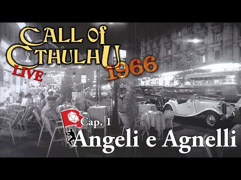 Call of Cthulhu: Angeli & AgnellI EP. 1 - STAND BY ME!