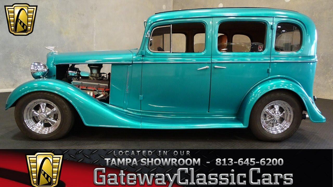 1935 chevrolet sedan stock 552 tpa youtube for 1935 chevrolet 4 door sedan
