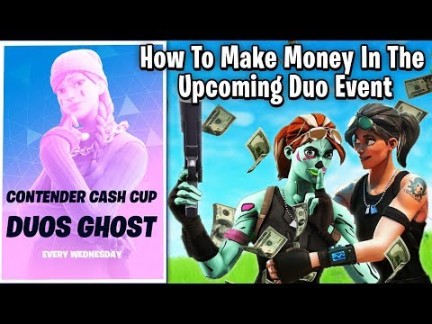 How To Make Money In The Upcoming Duo Event!