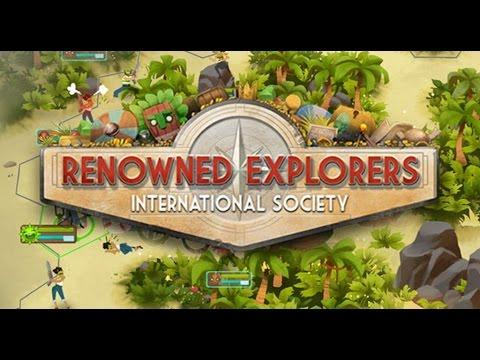 Renowned Explorers: International Friendly Society - Part 3