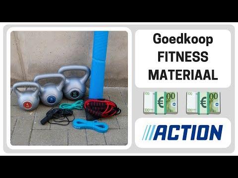 GOEDKOOP FITNESS MATERIAAL