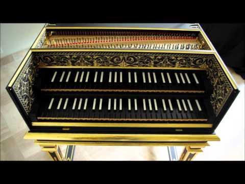 Louis Couperin Harpsichord Works, Laurence Cummings