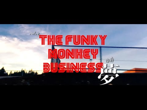 The Funky Monkey Business (New and Selected) - A Japanese 3 Video