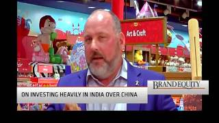 In Conversation With Hamley's Global CEO | Brand Equity