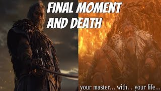 Sekiro Shadows Die Twice - Death of Wolfs Father (Main Characters Master) PS4 Pro