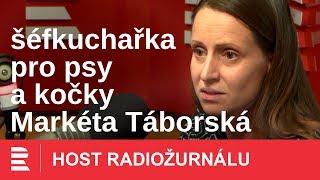 Markéta Táborská: Jídlo by mělo zvíře taky bavit