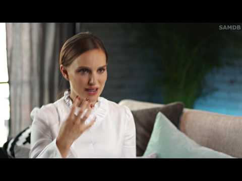 Interview with Natalie Portman from the movie Jackie