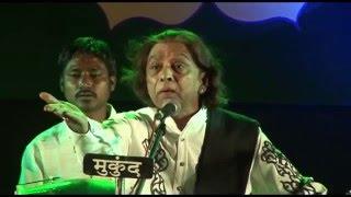 Hai Kanha koi - Ustad Aslam Sabri Live Program At Sanskriti Vibhag Raipur Chhattisgarh 2016