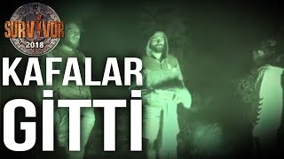 Gönüllüler Takımı Yarışmacılarının Unutkanlıkla İmtihanı! | 46. Bölüm | Survivor 2017