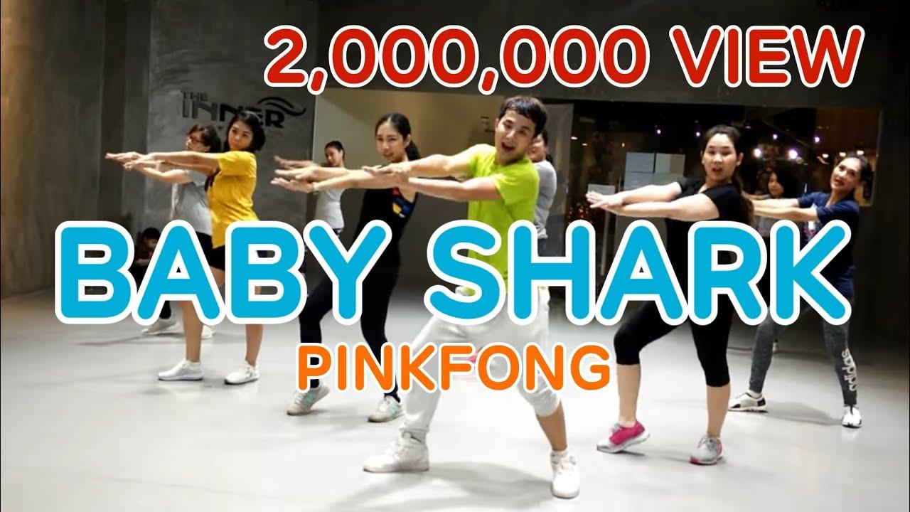 Baby Shark (Dance) เบบี้ชาร์ค - Animal Songs - PINKFONG