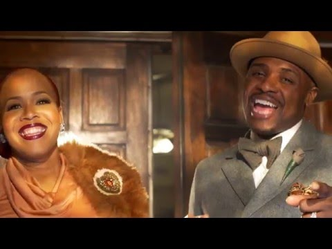Tina Campbell featuring Teddy Campbell SPEAK THE WORD (official video)