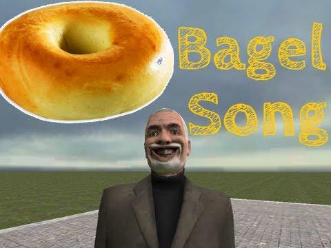 Random Gmod: Bagel Song
