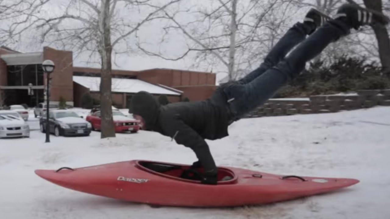 PEOPLE ARE AWESOME (Winter Sports Edition)