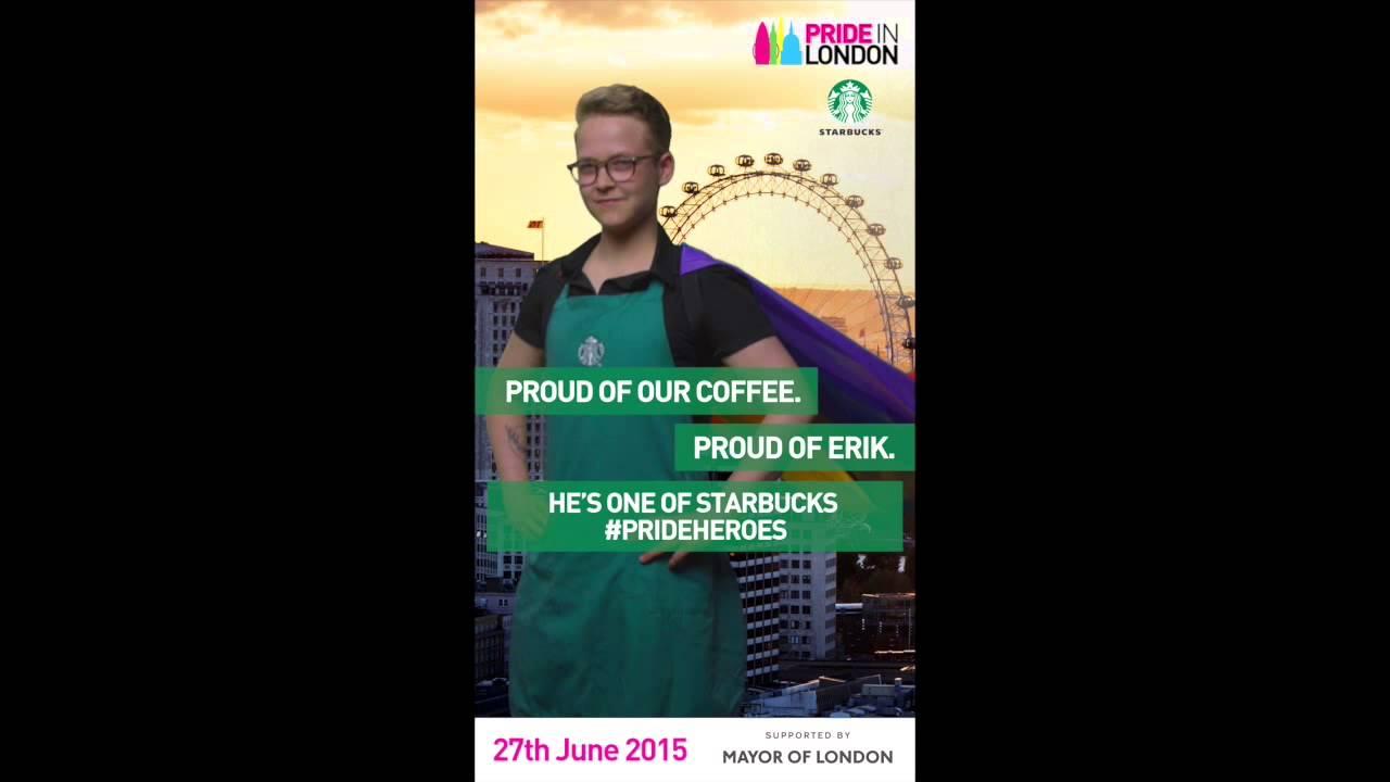 Starbucks Erik