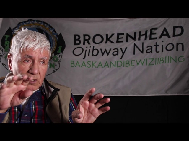 The Story of Our Name: Baaskaandibewiziibiing (Brokenhead Ojibway Nation)