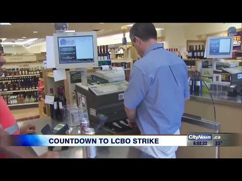 Possible LCBO Strike Looms Ahead Of Canada Day Holiday
