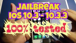 How to Jailbreak iOS 10 3 x (tested)
