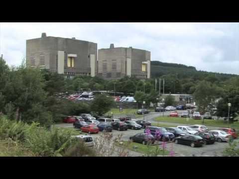 Trawsfynydd - Tour Round the Site