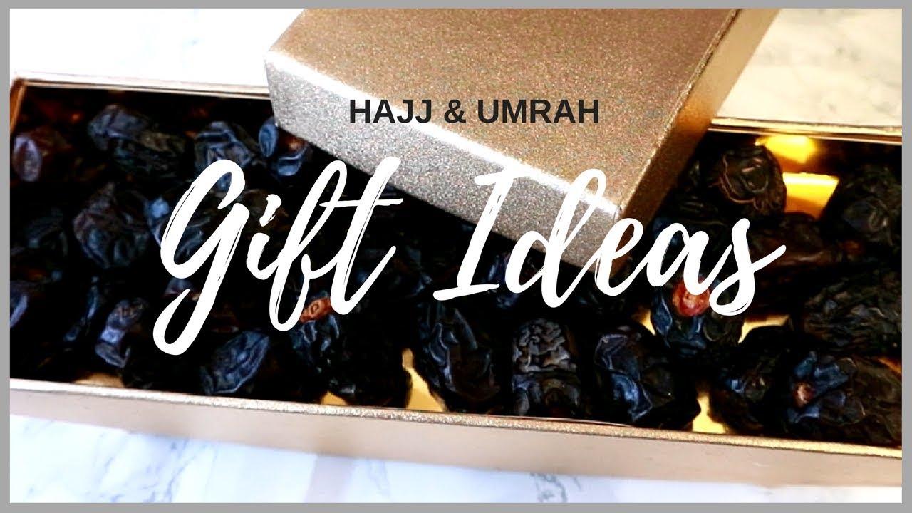 HAJJ & UMRAH GIFT IDEAS