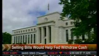 Fed Backs Off From Selling Debt - Bloomberg
