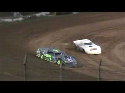 Brett McDonald Heat Race Lernerville Speedway 8/16/19