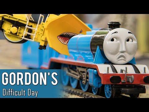 Gordon's Difficult Day