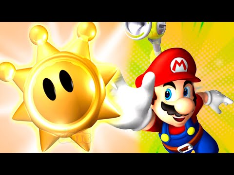 СУПЕР МАРИО САНШАЙН #1 мультик игра для детей Детский летсплей на СПТВ Super Mario Sunshine Boss