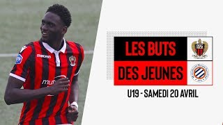 Nice 2-1 Montpellier (U19) : le résumé