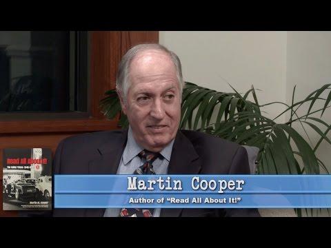 Author's Night - Martin M. Cooper