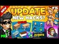BRAND NEW UPDATE - EVENTS, HACKS, MOST EXPENSIVE ITEMS AND MORE! (PewDiePie Tuber Simulator #16)