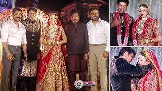 Actor Arya & Actress Sayyeshaa Marriage Function