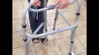 Ходунки для взрослых на колесах Х-2С(, 2016-09-07T10:53:57.000Z)