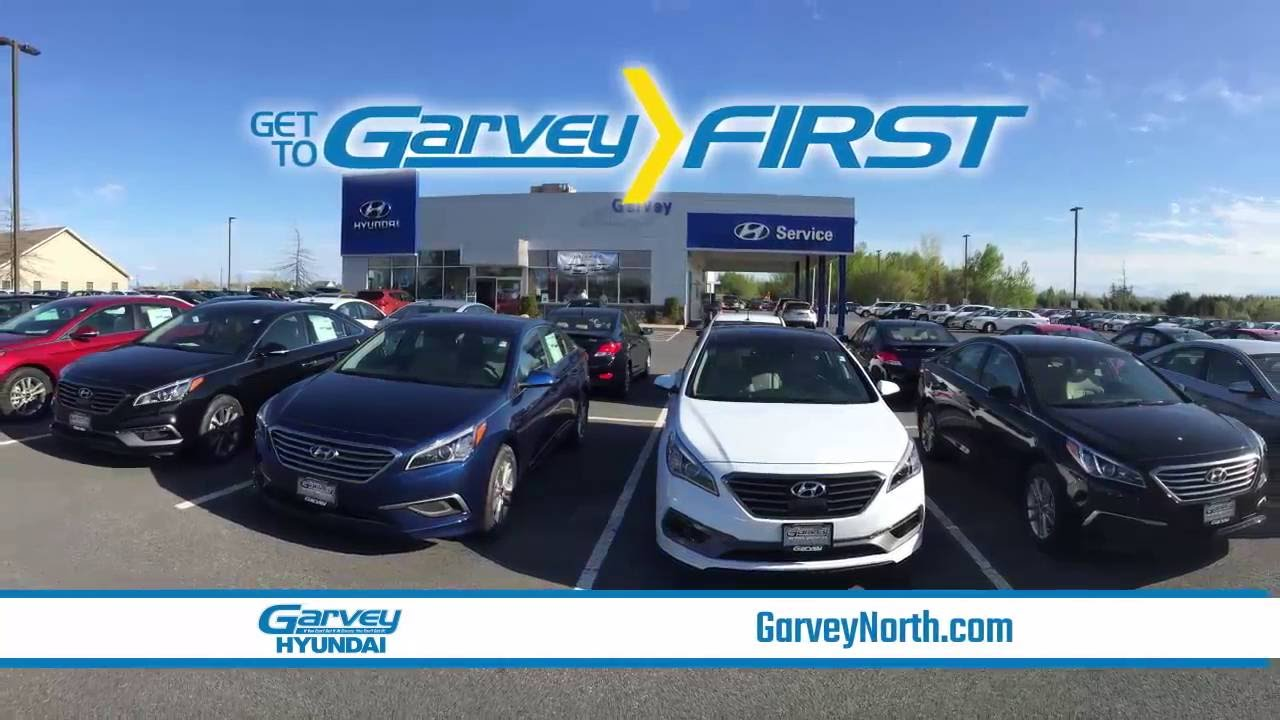 Garvey Hyundai Plattsburgh - Get to Garvey Hyundai First New ...
