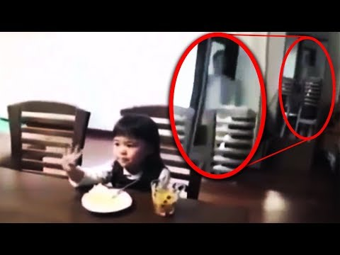 11 Scariest Ghost Sightings  Children